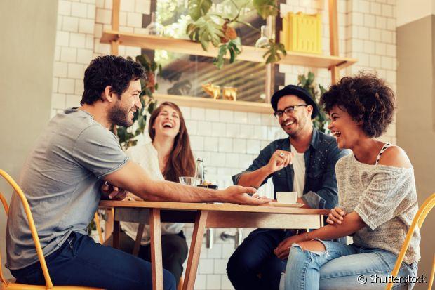 Ao montar uma playlist, leve em consideração o seu gosto pessoal e também o estilo dos seus amigos