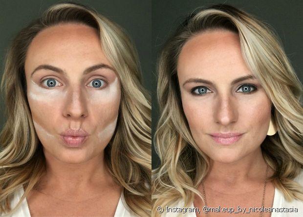 A técnica de baking vai transformar a sua maquiagem
