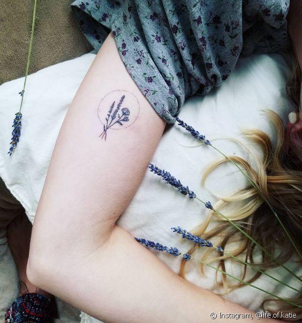 Só faça desenhos mais complexos se o tatuador for muito bom, para não correr o risco de a tatuagem borrar na cicatrização