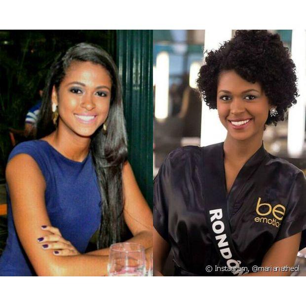A Miss Rondônia 2016, Mariana Theol, revela: 'Existe uma palavra que para mim define o big chop: liberdade!'