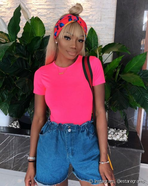 O Fique Diva separou 5 dicas para ajudar a cuidar do seu cabelo com progressiva e coloração (Foto: Instagram, @estaregrams)