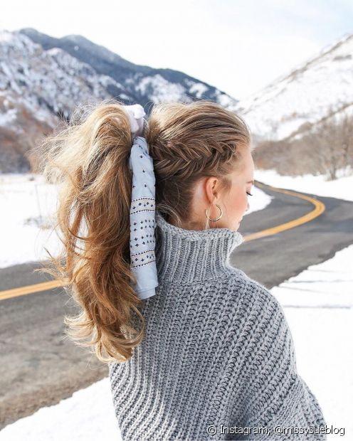 Acessórios + penteados: as tendências não só podem como devem ser misturadas!