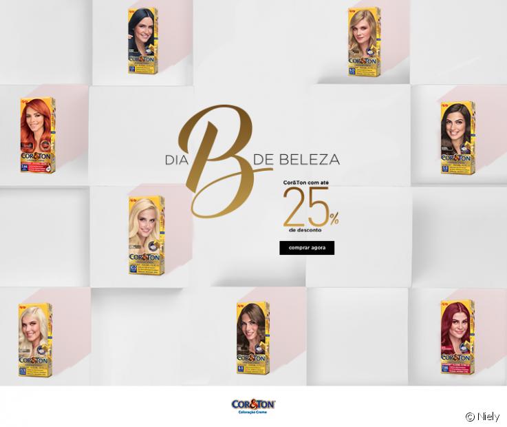 Conheça as promoções de Niely na campanha B de Beleza