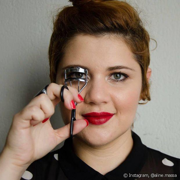 Aline Massa contou ao Fique Diva quais são as maquiagens que mais valorizam os tons avermelhados dos cabelos