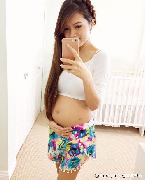 Escovas progressivas mais suaves podem ser usadas depois do primeiro trimestre de gravidez, mas consulte o seu médico antes de alisar