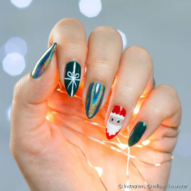 Dispense a velha e tradicional manicure! Use sua criatividade e invista na nail art
