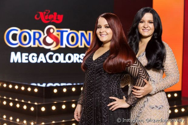 Maiara e Maraisa gravaram um clipe com a paródia de 10%, sucesso da dupla sertaneja