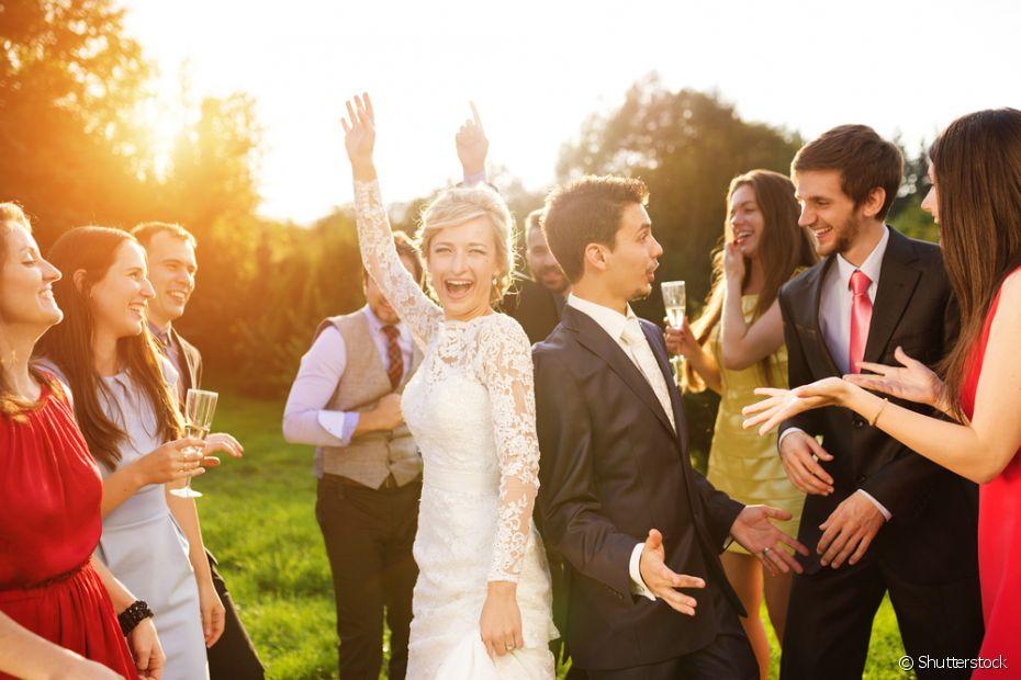 Mesmo que surja algum imprevisto no dia do seu casamento, não fique desesperada. Isso acontece com todo mundo!