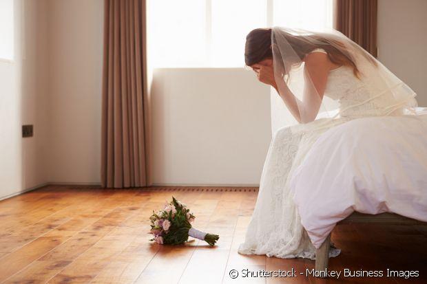 Todas as noivas tem medos antes do grande dia. Não se preocupe, você não está sozinha