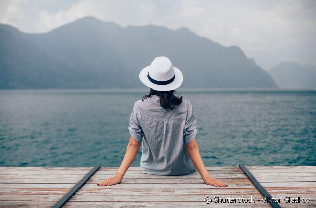 Não se esqueça de cuidar de você! Aproveitar um tempo sozinha é muito importante para você não se perder no seu casamento