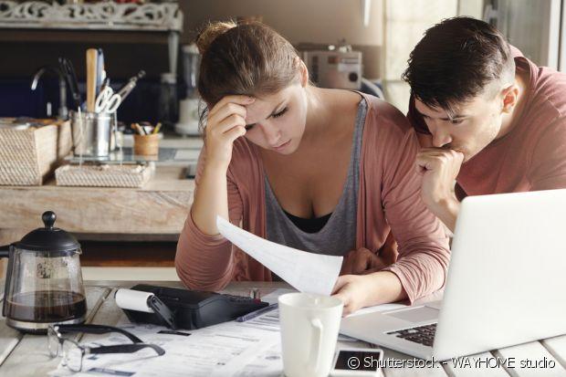 É comum se angustiar com problemas financeiros. Mas não se esqueça: é tudo uma questão de planejamento