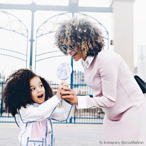 Não importa quantos 'nãos' você escute da sua mãe. Ou o quanto vocês briguem, ela sempre vai te amar com todo o coração dela. Feliz dia das mães, divas!