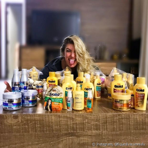 Existem algumas coisas que só quem é viciada em produto de cabelo entende