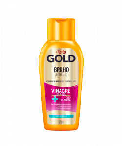 Condicionador Niely Gold Brilho Absoluto