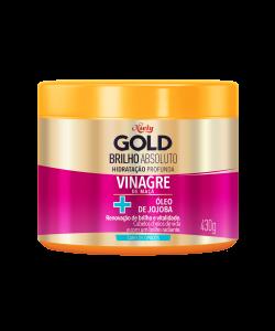 Hidratação Profunda Niely Gold Brilho Absoluto 430g