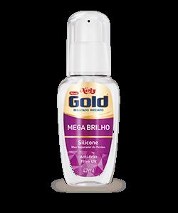 Silicone Max Reparador de Pontas Niely Gold Mega Brilho 42ml