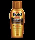 Condicionador Cuidado Diário Niely Gold Hidratação Chocolate 200ml