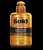 Creme de Pentear Niely Gold Hidratação Chocolate 430g