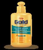 Creme para Pentear Niely Gold Óleo de Argan Pós Química 430g