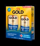 Kit Especial Niely Gold Liso Pleno Shampoo 300ml + Condicionador 200ml