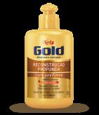Creme de Pentear Niely Gold Reconstrução Profunda 280g