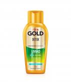 Condicionador Niely Gold Detox Limão + Chá Verde 175ml