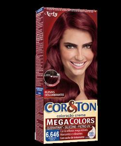 Vermelho Cereja 6.646 Mega Colors