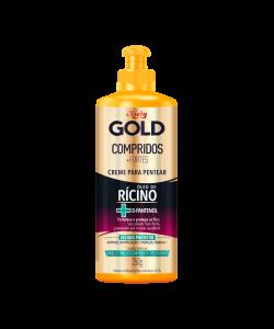 Creme de Pentear Niely Gold Compridos + Fortes