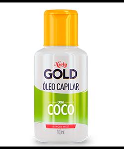Óleo Capilar com Coco Hidratação Milagrosa