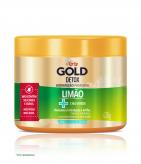 Creme De Tratamento Niely Gold Detox Limão + Chá Verde 430g