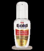 Silicone Max Reparação de Pontas Niely Gold Queratina Reparação 42ml