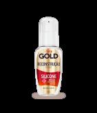 Silicone Redução Pontas Duplas Niely Gold Reconstrução Potente 42ml