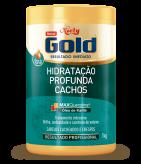 Hidratação Profunda Cachos Niely Gold 1kg