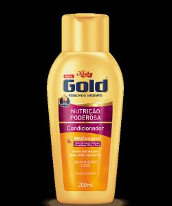 Condicionador Cuidado Diário Niely Gold Nutrição Poderosa 200ml