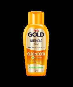 Condicionador Niely Gold Nutrição Mágica