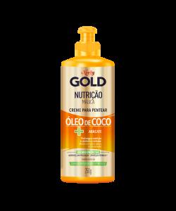 Creme de Pentear Niely Gold Nutrição Mágica
