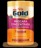 Máscara Concentrada Niely Gold Nutrição Poderosa 1kg