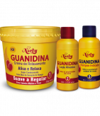 Kit Guanidina Creme Relaxante - Suave a Regular Niely