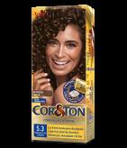 Castanho Claro Dourado 5.3 Cor&Ton
