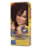 Marrom Acobreado 5.74 Cor&Ton
