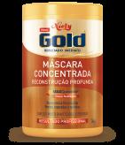 Máscara Concentrada Niely Gold Reconstrução Profunda 1kg