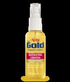 Queratina Líquida Niely Gold Reparação Intensiva 120ml