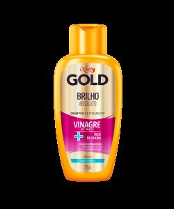 Shampoo Niely Gold Brilho Absoluto 300ML