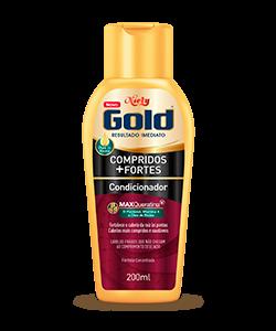 Condicionador Compridos + Fortes 200ML